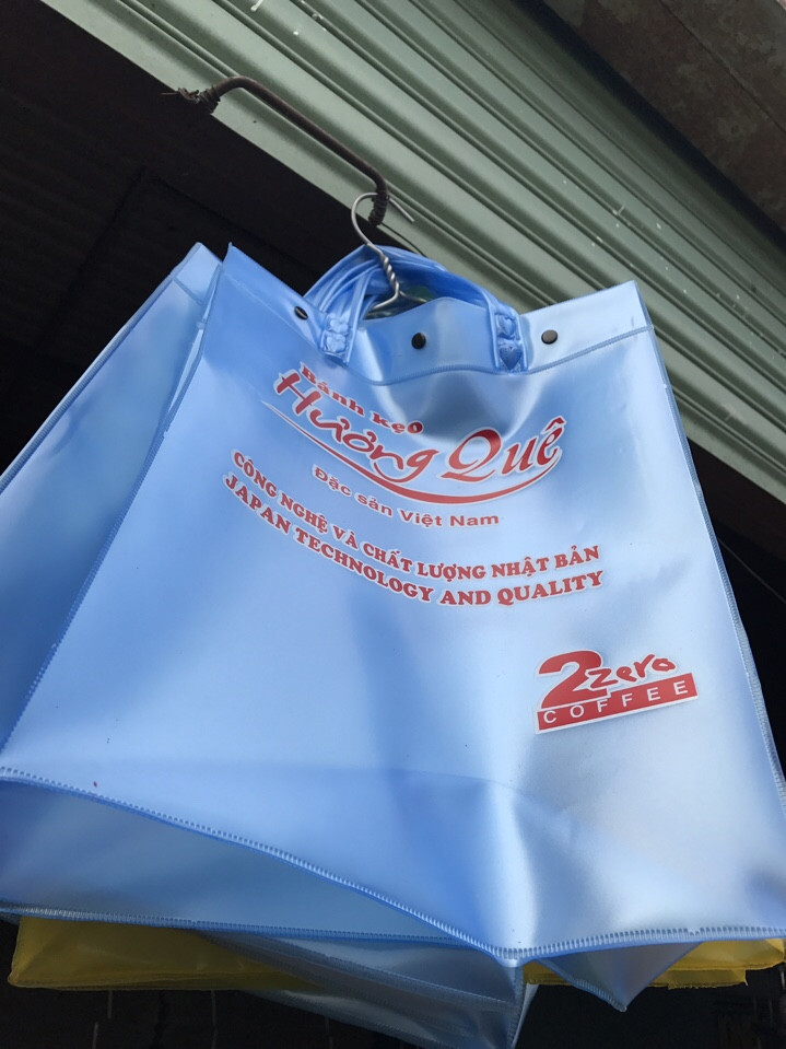 Túi PVC mới